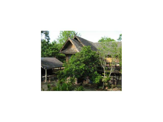บ้านทรงไทยล้านนา