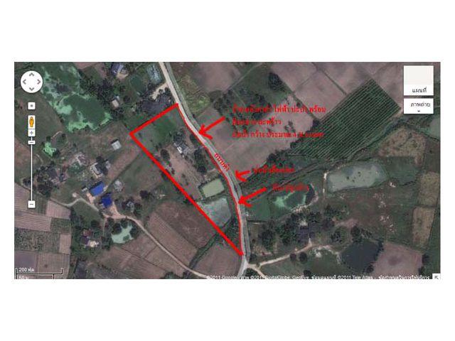 ขายด่วน ที่ดิน 7ไร่ พร้อมบ้าน 1 หลัง ราคา 3 ล้านบาท อยู่บ้านบึง ชลบุรี