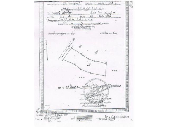 ขายที่ดินโฉนด 34 ไร่ อ.สตึก ติดถนนสี่เลนสตึก :-บุรีรัมย์ตรงแยกจอมพระ