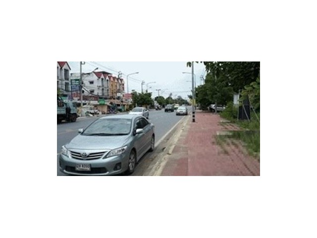 ที่ดิน เมืองปทุมธานี ประกาศขายที่ดิน ติดถนนปทุมรังสิตเนื่้อที่ 10 ไร่