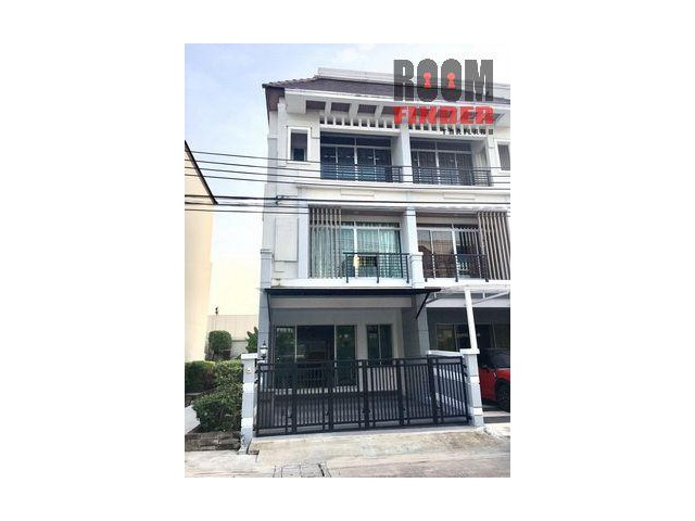 FOR RENT (สำหรับเช่า) Urbanion Srinakarin / 3 beds 3 baths / 25 Sqw.**27,000** Fully Furnished. Corner Unit. Great Decor
