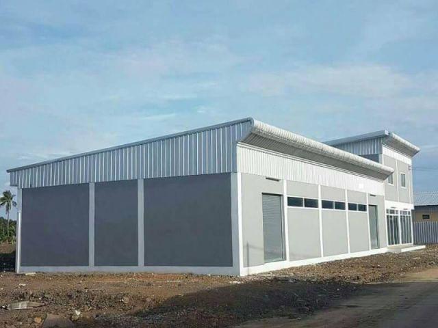 ด่วนน!!โรงงานใหม่พร้อมที่ดิน100ตารางวา ราคา 1.6 ล้านบาท