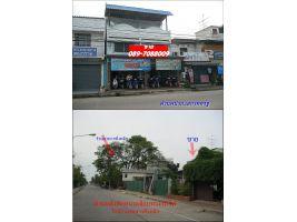 ขายอาคารพิช2คูหา ติดถนนหน้าหลัง ใกล้ร้านอาหารตั้งหลัก