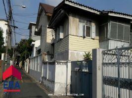 บ้านเดี่ยว 2 ชั้น 52 ตร.ว. ซ.มั่นสิน ถ.พระราม 6 ซ.18