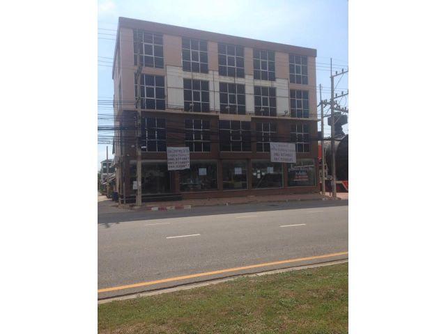 ขายถูกอาคารสำนักงาน ติดถนนสุขุมวิท ที่ 56 พัทยาใต้