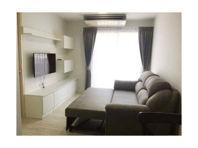 FOR RENT (สำหรับเช่า) MeStyle Condo Bangna / 1 bed / 43 Sqm.**16,000** Fully Furnished With Washing Machine. Modern Deco
