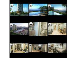 ขายใบจองคอนโด ESCENT เชียงใหม่ ชั้น16 ห้องA11 280,000บาท