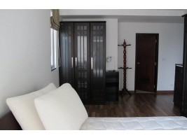 For rent The Rajdamri serviced resident 65,000b 112sqm 2bed fully furnished