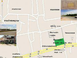 ขายถูกที่ดิน ถมแล้วในตัวเมืองชัยภูมิ เหมาะทำอาคารพาณิชย์ ปั๊มน้ำมัน เขตเทศบาล ติดถนน 4 เลน หน้ากว้าง 60 เมตร