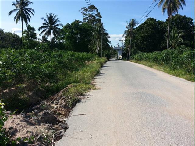 ขายถูกสุดๆ ที่ดินเปล่าติดถนน 2 ฝั่ง ทำเลทอง เขาคันทรง หุบบอน อ.ศรีราชา จ. ชลบุรี