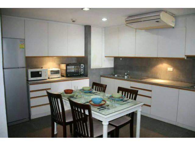 ให้เช่า คอนโด 3 ห้องนอนที่คอนโด ไทปิง ทาวเวอร์ส เอกมัย For Rent 3Bedroom Condo at Taiping Tower Ekamai