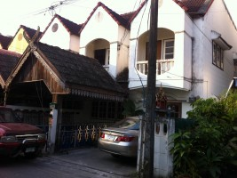 บ้าน2คูหา