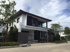 บ้านใหม่หลังมุม 4ห้องนอน 3ห้องน้ำ ม.บ้านมัณฑนา4 อ่อนนุช-พระราม9 70 ตรว เพียง 11.9 ล้าน