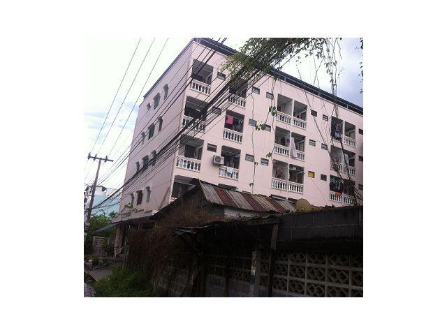 ขายอพาร์ทเม้น 65 ห้อง 139 วา ลาดพร้าว124 คนเช่าเต็ม 20 ล้าน