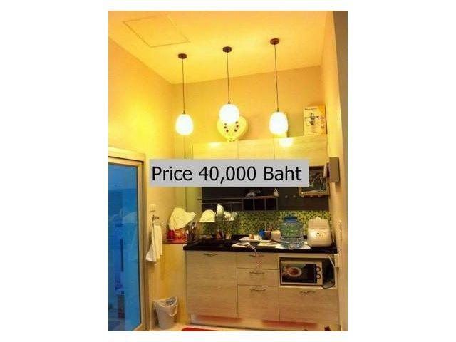 ให้เช่า For rent ทาวน์โฮม บ้านกลางเมือง แยกรัชดา ลาดพร้าว ใกล้ MRT ลาดพร้าว