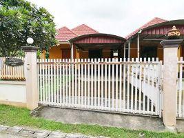 ASS0771 ให้เช่าบ้านเดี่ยวชั้นเดียว  พื้นที่  50  ตารางวา มี 2 ห้องนอน 2 ห้องน้ำ 1 ห้องครัว จอดรถได้ 1 คัน ราคา 6,000 บาท