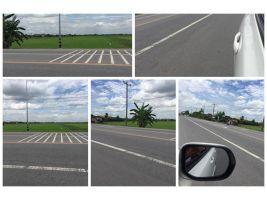 ขายที่ดิน เส้นคลอง 8 วัดดอนใหญ่ หน้ากว้าง ติดถนนประมาณ 150 เมตร