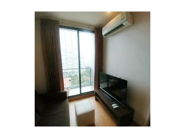(เช่า) FOR RENT Q HOUSE SUKHUMVIT 79 / 1 bed / 31 Sqm.**18,000** Fully Furnished. High Floor. Modern Decorated. NEAR BTS ONNUT