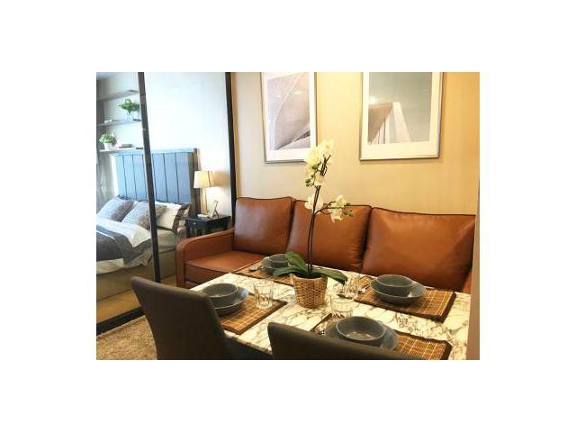 ให้เช่าคอนโดโนเบิล Revo สีลม 33ตรม ชั้น16 สวย fully furnished พร้อมอยู่ ใกล้ BTS สุรศักดิ์ 160เมตร