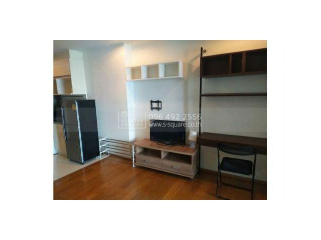 For Rent ให้เช่าคอนโด Abstracts แอ็บสแตร็กส์ พหลโยธิน พาร์ค ชั้น32 มี34ชั้น 1นอน 38.9ตรม พร้อมอยู่ fully furnished