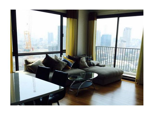 (เช่า) FOR RENT THE VERTICAL AREE / 2 beds 2 baths / 71 Sqm.**43,000** Corner Unit. Fully Furnished. Nice View. NEAR BTS AREE
