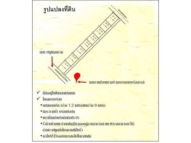 ขายถูกที่ดิน 269-300 ตรว.พร้อมถนนคอนกรีต ท่อระบาย ถัดจากเทศบาล ต.บางปะกงเทพพรหมา เพียง100 ม.  ซื้อเองหรือร่วมกับญาติ คนรู้จัก หาร1-2-3