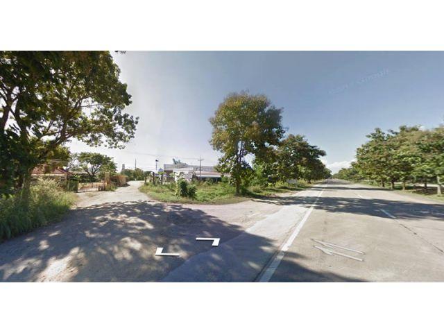 ที่ดินติด ถนนซุปเปอร์ไฮเวย์ ชม-ลป ใกล้คิวรถดอยติลำพูน