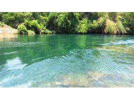 ด่วนๆ โอกาสสำหรับคนอยากได้ที่ดินริมน้ำ เพียง3เเปลงเท่านั้น ติดเเม่น้ำเเควน้อยไทรโยค กาญจนบุรี ที่ดินสวย ราคาถูก รายล้อมด้วยธรรมชาติ