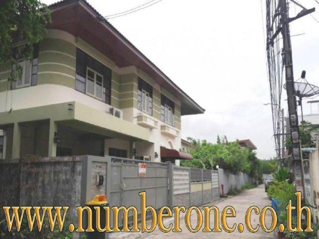 บ้านเดี่ยว 2 ชั้น 56 ตร.ว. ถ.นวมินทร์ ซ.157 ราคา 7 ล้านบาท