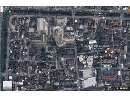 ให้เช่า -ขายที่ดินพร้อมบ้าน ใหญ่ สภาพดี ภายในคูเมืองเชียงใหม่ 224 ตรว. Sale Land with 2 houses in Chiangmai Old Town (Old city) Singharat soi 4
