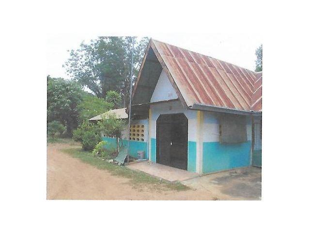 ขายด่วนที่ดินบ้านสวน เนื้อที่ขนาด 6ไร่ 1งาน 32ตรว จ.กาญจนบุรี