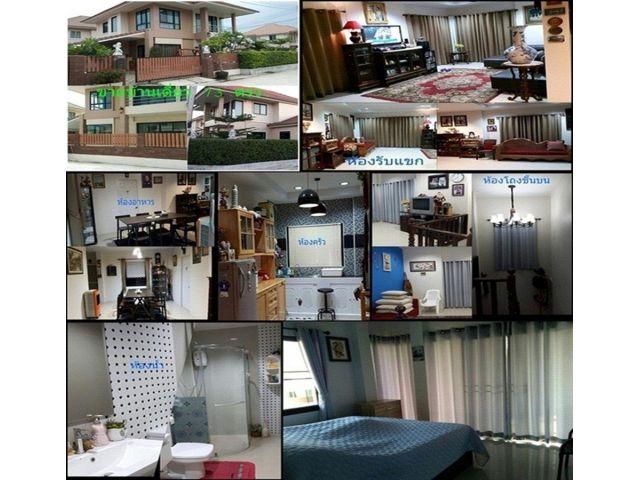 ขายบ้านเดี่ยว 2 ชั้น ในเมืองอุทัยธานี