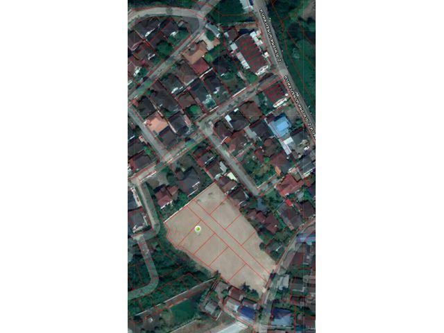ขายที่ดินจัดสรรในหมู่บ้านทิพย์ธานี(นาคลอง) ถมสูงแล้วพร้อมสร้างบ้านได้เลย