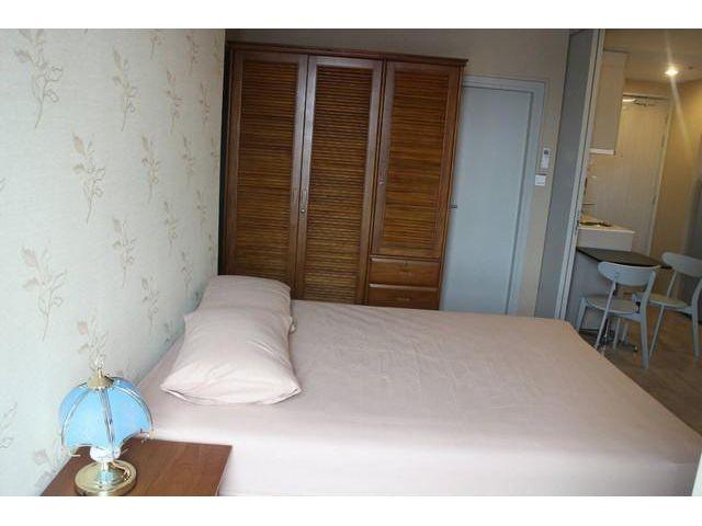 61061 ปล่อยเช่า ไอดีโอ คิว จุฬา-สามย่าน / Ideo Q Chula-Samyan ชั้น 11 ขนาด 33 ตรม 1 นอน 1 น้ำ