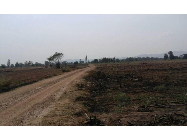 ขายที่ดิน มีโฉนด 9 ไร่ 69 ตารางวา ติดถนน ราคาไร่ละ 75,000 บาท โฉนด ติดทางสาธารณะประโยชน์ ต่อรองราคาได้