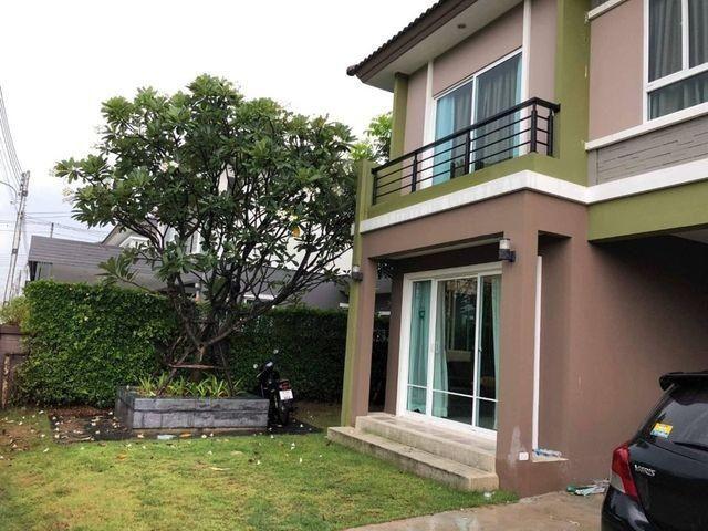 RKD-0031 ให้เช่าบ้านหมู่บ้าน The Plant Light Tiwanon Rangsit ใกล้ Future