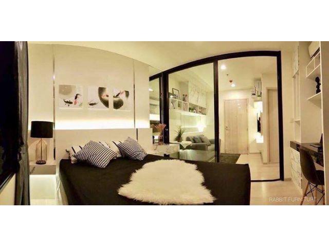 ให้เช่า  ไลฟ์ อโศก 1 ห้องนอน 1 ห้องน้ำ ราคา  21000 บาท MRT เพชรบุรี