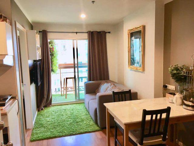 ให้เช่า  ลุมพินี พาร์ค พระราม 9 – รัชดา 1 ห้องนอน 1 ห้องน้ำ ราคา  14000 บาท MRT เพชรบุรี