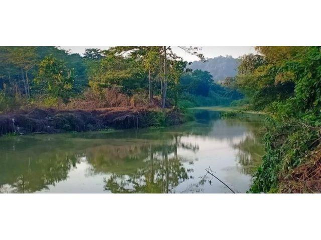 ที่ดิน สวยมาก โฉนด * ติดน้ำ 15 ไร่ วิวเขา