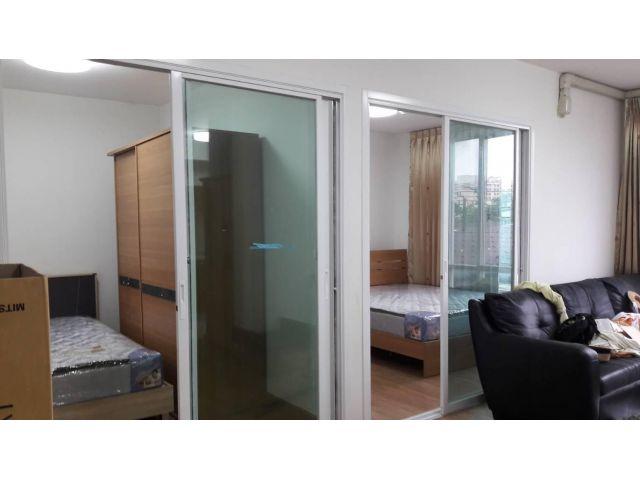 ขายคอนโด บลิซ คอนโดมิเนียม ลาดพร้าว 107 2 นอน 1 ห้องน้ำ ชั้น 3 ขนาด 46.19 ตร.ม. ใกล้MRT ลาดพร้าว 101