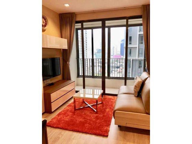 ขายคอนโด Ideo Mobi Rama 9 ขนาด 47 ตรม. 2 นอน 1 น้ำ ชั้น 14 ห้องสวย ตกแต่งครบ ใกล้ MRT พระราม9