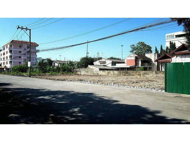 ขายที่ดิน 286 ตรว. ซอยลาดพร้าว 88/1 ถนนกว้าง ใกล้เลียบทางด่วน