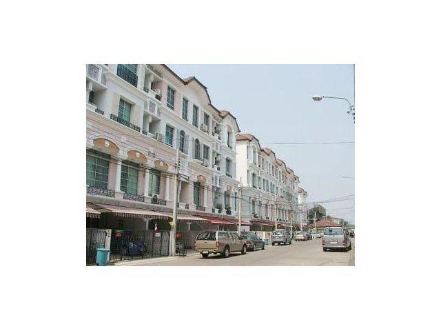 บ้านกลางเมืองพระรามเก้า-ลาดพร้าว โฮมออฟฟิศ 4ชั้น 32 ตรว.ย่านทาวน์อินทาวน์