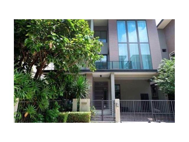 ขายหรือให้เช่า บ้านเดี่ยว 3 ชั้น ระดับLuxury โซล เอกมัย-ลาดพร้าว (Soul Ekamai-Ladprao)