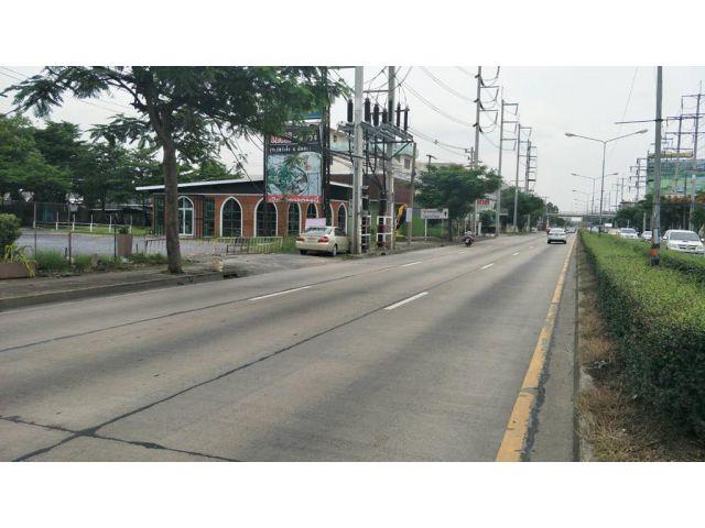 ขายที่ดิน 7 ไร่ ใกล้รถไฟฟ้า คลองห้า ถนนลำลูกกา ปทุมธานี
