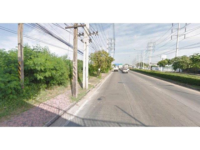 ให้เช่าที่ดิน 35 ไร่ ติดรถไฟฟ้าสายสีเขียวสถานีลำลูกกาคลองห้า ถ.ลำลูกกา อ.ลำลูกกา จ.ปทุมธานี