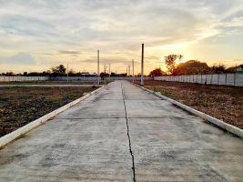 ที่ดินสำเร็จรูปเพื่อสร้างบ้านสด-ผ่อน นนทบุรี 5กิโลเมตรจากรถไฟฟ้าสายสีม่วง บางใหญ่-บางบัวทอง(วัดลาดปลาดุก)