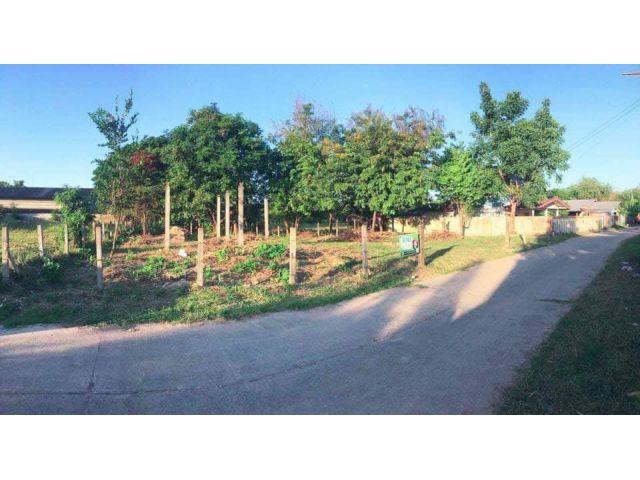 """P-""""สร้างบ้านในฝัน"""" บนที่ดินแปลงสวย ราคาแปลงละ 700,000 บาท พิกัด ซอยโคมทอง วารินชำราบ"""